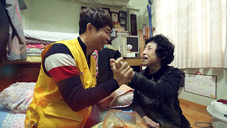 힐링다큐 1분 - 사랑의 김치 나눔