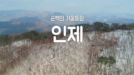 [구석구석 코리아] - 순백의 겨울동화, 인제
