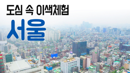 [구석구석 코리아] - 도심 속 이색체험, 서울