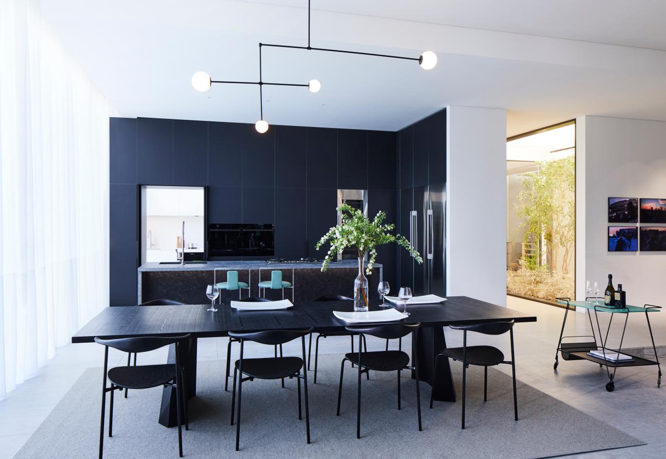 아크로가 제시하는 주방 공간의 맞춤 설계 '주목' 이미지